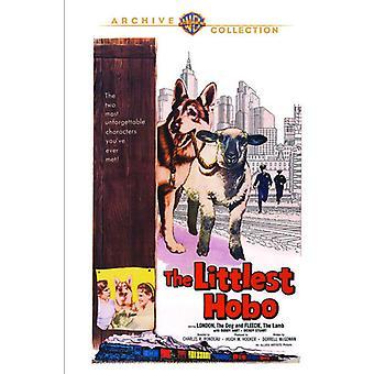 Littlest Hobo [DVD] USA importere