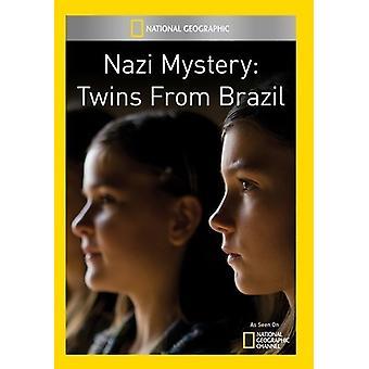 Nazi Mystery: Twins From Brazil [DVD] USA import