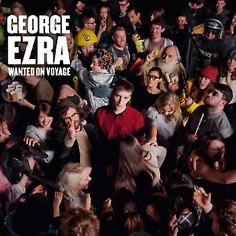 George Ezra - Wanted on Voyage [CD] USA import