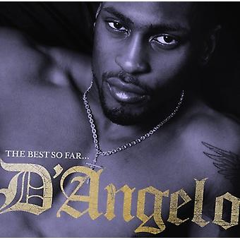 Angelo - lo mejor [CD] USA importar