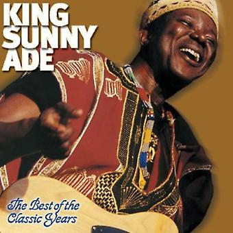 King Sunny Ade - Best of the Classic Years [CD] USA import