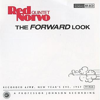 Rød Norvo kvintet - Forward Look [CD] USA importerer