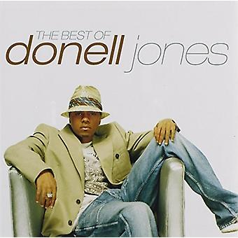Donell Jones - import USA najlepsze o Donell Jones [CD]