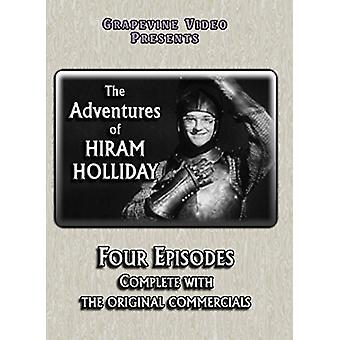 Aventuras de Hiram Holliday (1956-1957) [DVD] los E.e.u.u. la importación