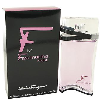 Salvatore Ferragamo Women F For Fascinating Night Eau De Parfum Spray By Salvatore Ferragamo