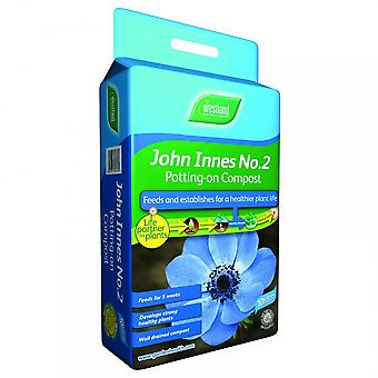 Westland John Innes No2 Potting On Compost 10L