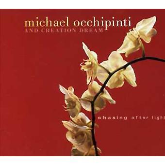 Michael Occhipinti & Creation Dream - jagter efter lys [CD] USA import