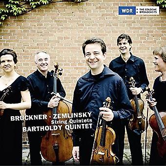 Bruckner / Bartholdy kvintet - Bruckner: strygekvintetter [CD] USA import