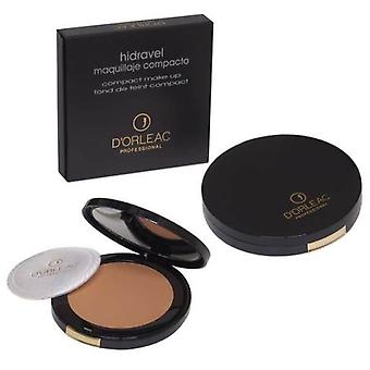 D'Orleac Makeup Compact No. 02 Hidravel (Make-up , Face , Bases)