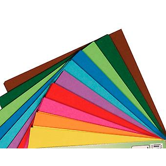 100 Sheets Square Origami Paper - 10cm | Origami Paper Packs