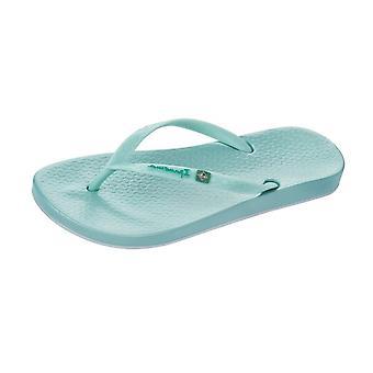 Ipanema Beach Womens Flip Flops / Sandals - Mint
