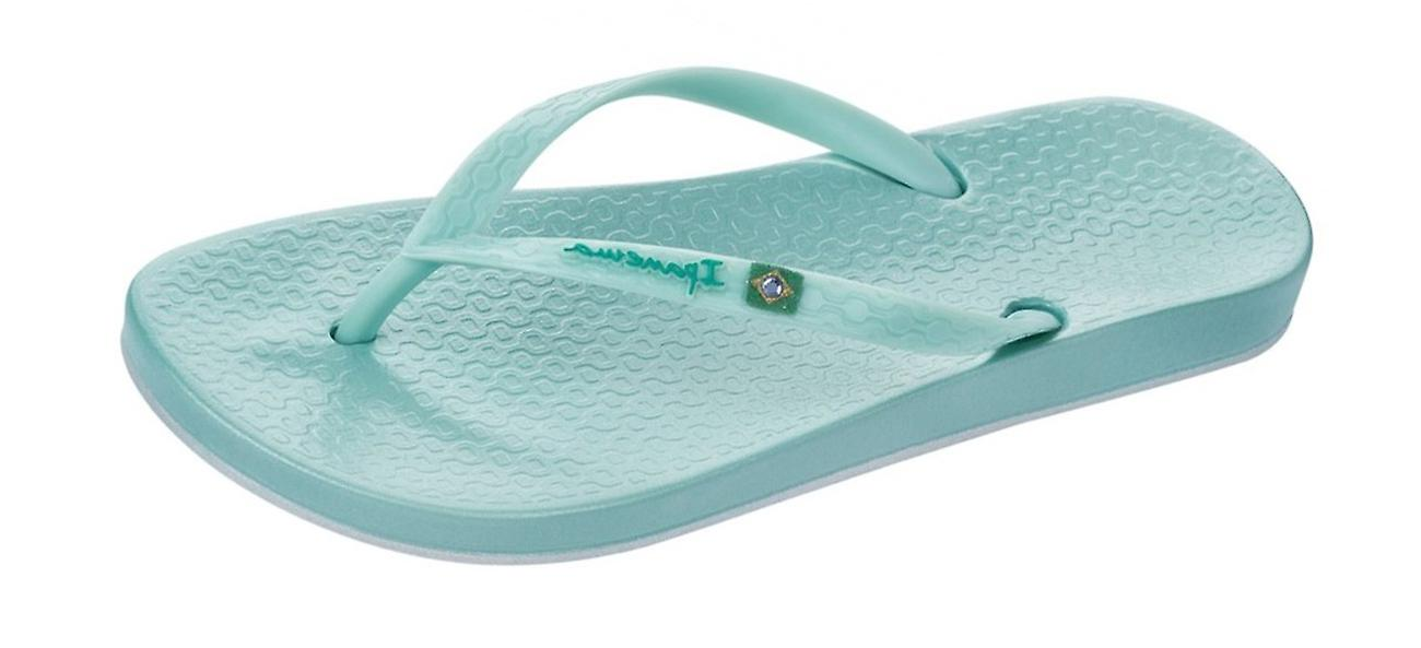 Flops Ipanema Beach Womens Mint Flip Sandals qStRaS6