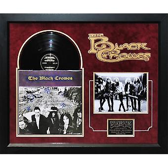 Black Crowes - Signed Album