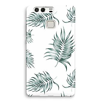 Huawei P9 Full Print Case - Simple leaves