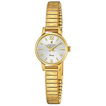 Festina Lady watch extra steel tape classic F20263/1