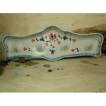 Kjøkken klut holder, 2 valg, tradisjon 53 - boleslawiec aardewerk - BSN 22868