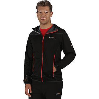 Regatta Mens statisk II Lightweight strekke Softshell jakke
