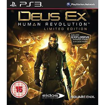 Deus Ex mens revolutie - gelimiteerde editie (PS3)