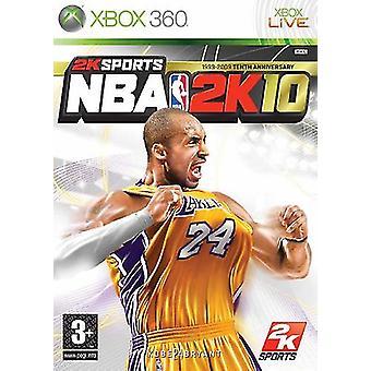 NBA 2K 10 (Xbox 360)