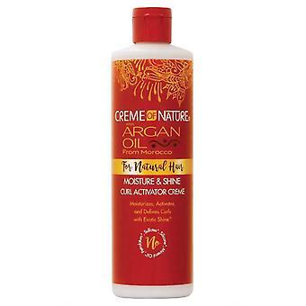 Creme of Nature Argan Oil Curl Activator Creme 354ml