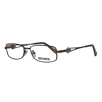 Harley Davidson glasses ladies Brown