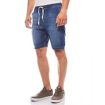 Lee Athleisure summer short men's shorts blue