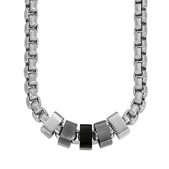 s.Oliver Jewel men chain necklace stainless steel SO1211 / 1-508674