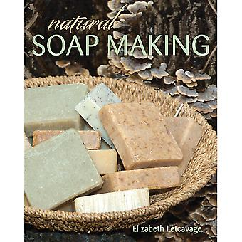 Stackpole Books-Natural Soap Making