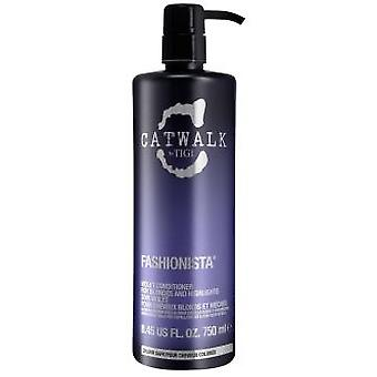 Catwalk Conditioner Fashionista Violet 750 ml (Hair care , Hair conditioners)