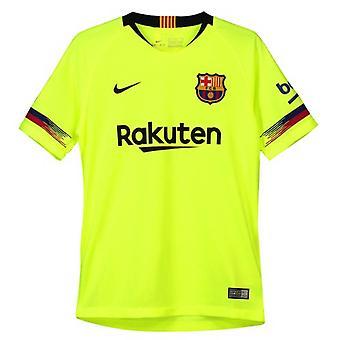 2018-2019 Barcelona Away Nike Shirt (Kids)