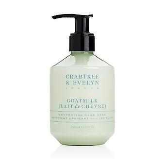 Crabtree & Evelyn Goatmilk Comforting Hand Wash