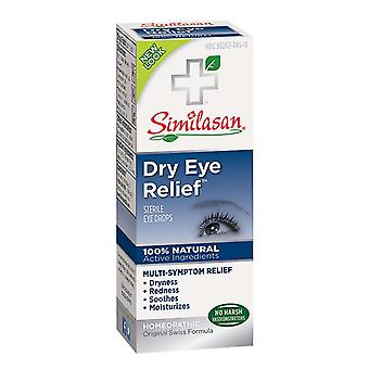 Similasan Dry Eye Relief Eye Drops, 0.33 Oz