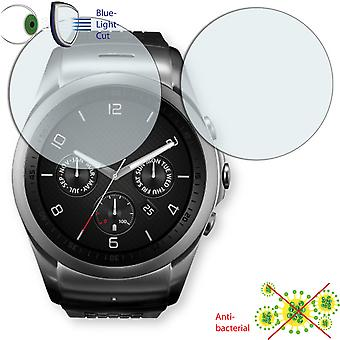 LG Watch Urbane 2nd Edition Displayschutzfolie - Disagu ClearScreen Schutzfolie