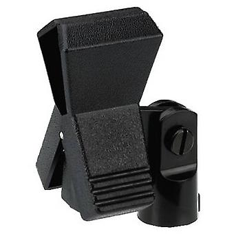 Microphone clip Monacor MH-99/SW Internal thread: 5/8