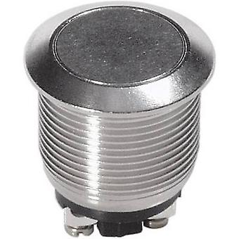 APEM AV09C703D200 Tamper-proof pushbutton 24 Vdc 0.05 A 1 x Off/(On) momentary 1 pc(s)