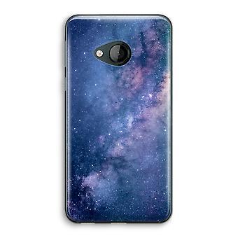 HTC U Play Transparent Case (Soft) - Nebula