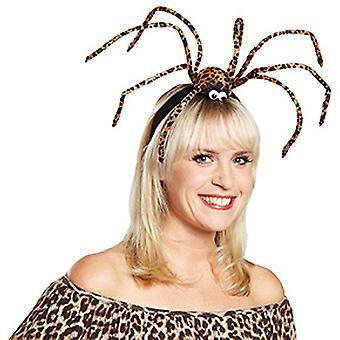 Giant spider headband