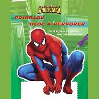 Spiderman-Prick-Block mit Lanzen-Gerät + viltmat