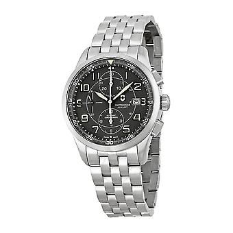 Victorinox Swiss Army 241620 Airboss Automatic Stainless Steel Men's Watch
