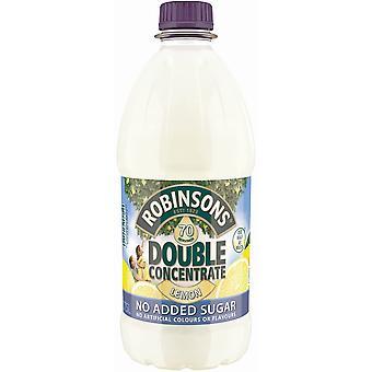 Robinsons Doppel Konzentrat Lemon Squash