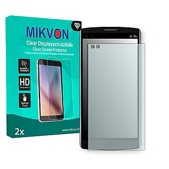 LG V10 (H961N) Screen Protector - Mikvon Clear (Retail Package with accessories)