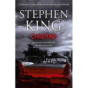 Christine de Stephen King - livre 9781444720709