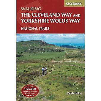 The Cleveland Way and the Yorkshire Wolds Way (2nd Revised edition) b