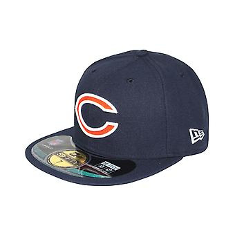 New Era 59Fifty, die NFL Chicago Cap blau Bears