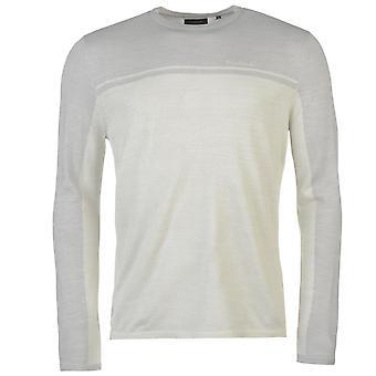 Pierre Cardin męskie sweter Panel pod szyją sweter sweter sweter długi rękaw