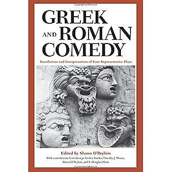 Gresk og romersk komedie: oversettelser og tolkninger av fire representant skuespill
