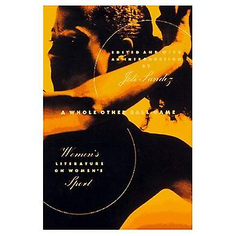 A Whole Other Ball Game: Women's Literature on Women's Sport