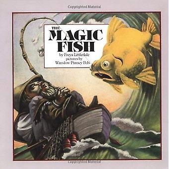 El pez mágico (cuento de fácil lectura)