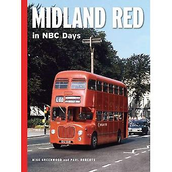 Midland Red in NBC Days