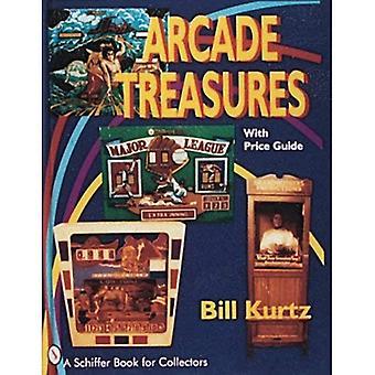 Arcade-Schätze (Schiffer Buch für Sammler)